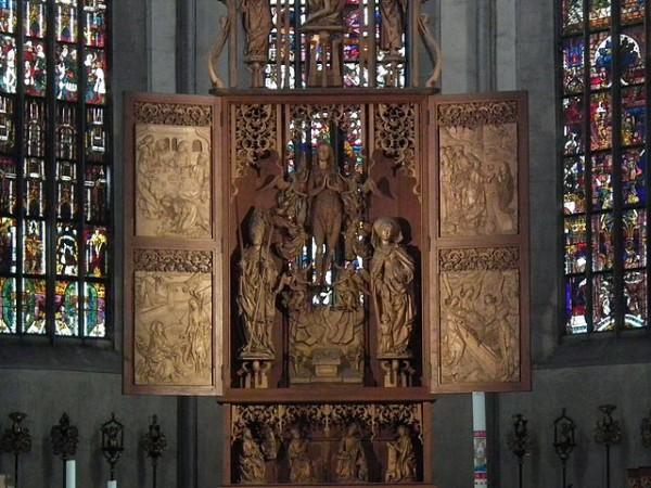 Riemenschneider Altar Münnerstadt