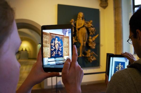 Mit Google Glass und iPad durch das Museum – Augmented Reality