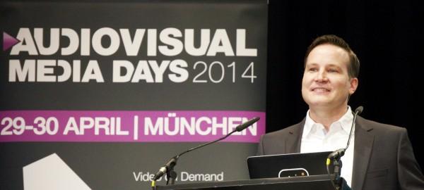 Audio Visual Days 2014 München Richard Gutjahr