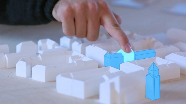 Thermal Touch – die reale Welt wird zum Touchscreen