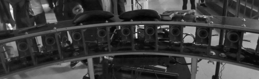 Sensationelle Aufnahmen mit sechs GoPro Kameras