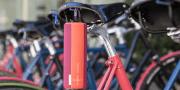 UE Boom am Fahrradsattel