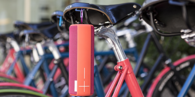 Fahrrad Navigation mit Social Music Player