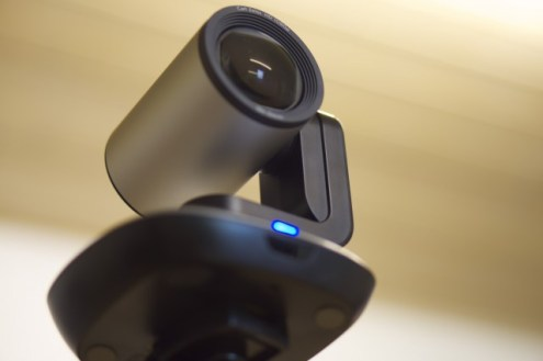 Dreh- und schwenkbare Kamera Logitech CC 3000e