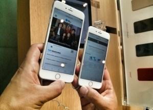 iPhone 6 und 6 Plus im Vergleich