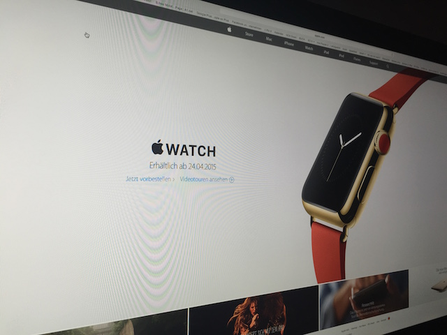 Apple Watch – Das war's. Storniert!