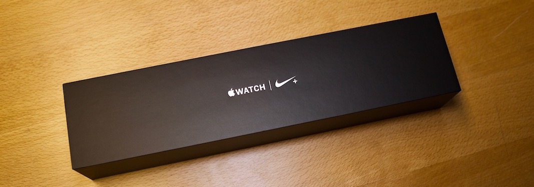 Apple Watch by Nike+