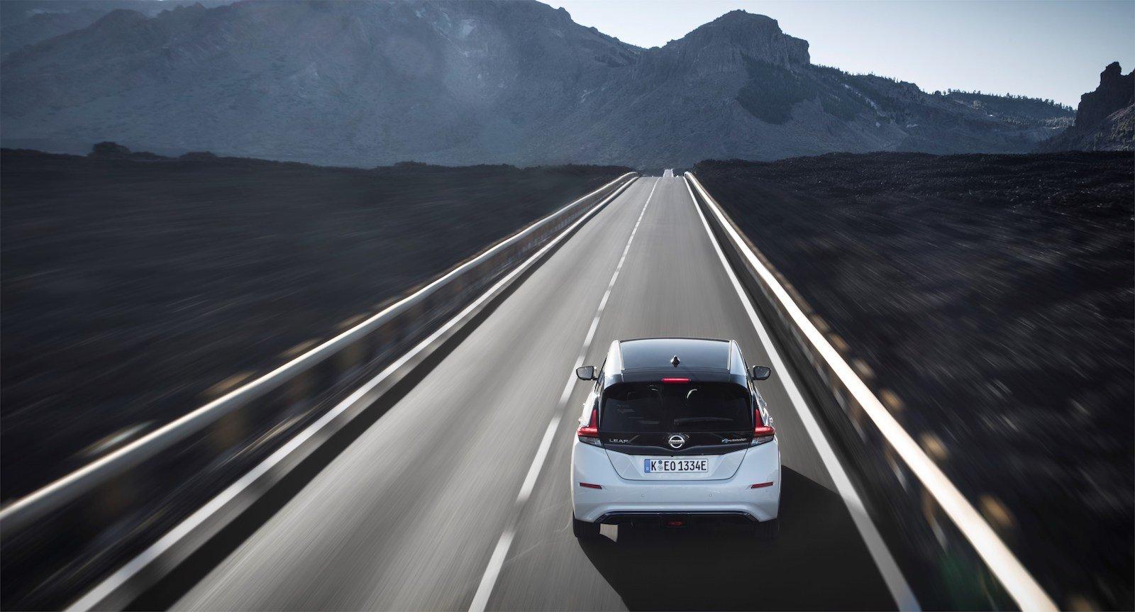 Unter Strom – der neue Nissan Leaf