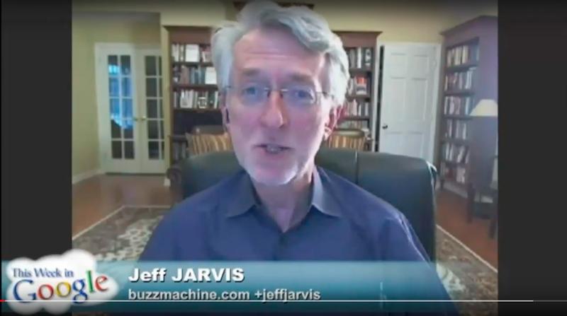 Leistungsschutzrecht by Jeff Jarvis