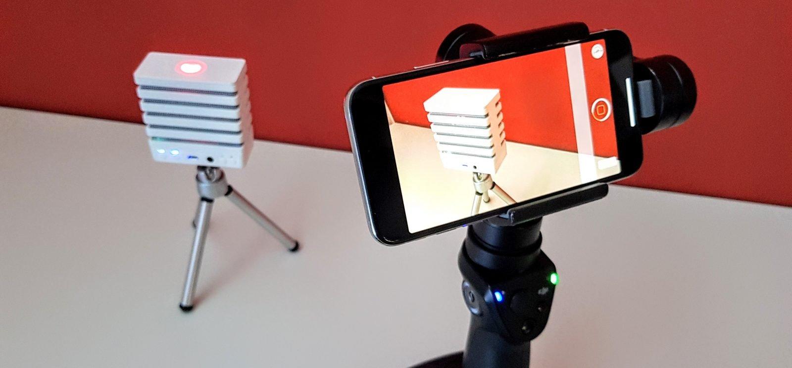 Mikme – Das beste Mikrofon für Videointerviews