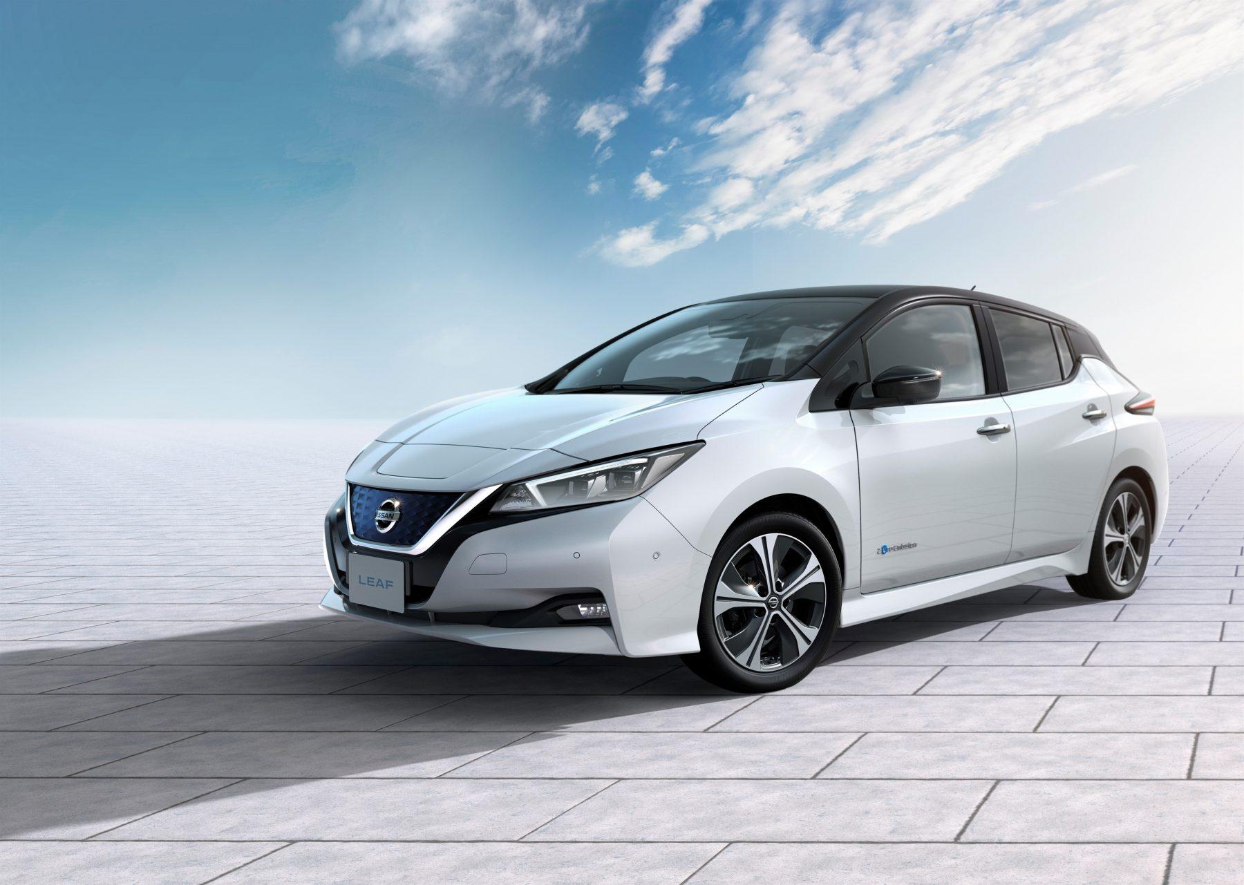 Nissan Leaf 2.0 Vorstellung