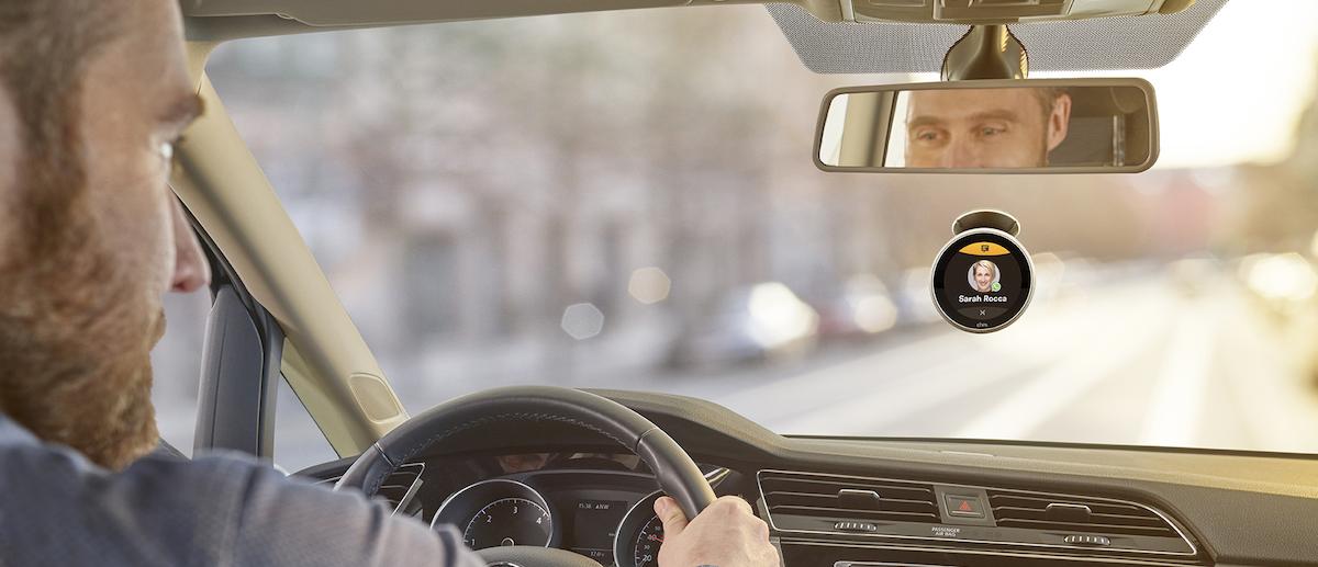 Chris – der digitale Beifahrer im Auto